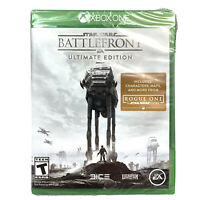 Star Wars Battlefront Ultimate Edition Microsoft Xbox One Video Game