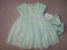 Girl's - 18M or 24M - Marmellata - Green - Party Dresses - MSRP $60.00
