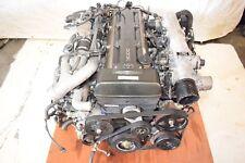 94-97 TOYOTA ARISTO 2JZ GTE NON VVTi TWIN TURBO 3.0L JDM ENGINE ECU WIRE A/TRANS