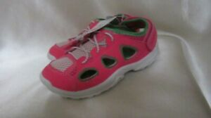 TODDLER GIRL`S CARTER BEACH AND POOL SANDALS SIZE 11 TODDLER PINK WATER FRIENDLY