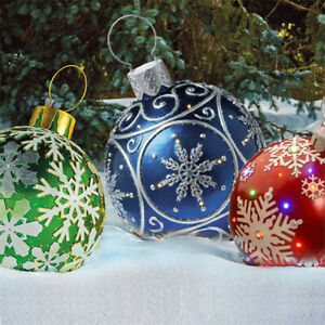 Christmas Inflatable Ball Party Tool Outdoor Decoration Decoration Ball