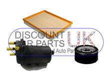 Oil Air Fuel Filter Nissan Note 1.5 dCi 102 8v 1461 Diesel 102 BHP 9/08-12/09