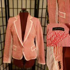 Zara Cotton Blend Regular Size S Suits & Blazers for Women