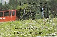 Sao Tome e Principe Block368 (complete issue) used 1997 swiss R