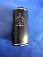 Buffet Crampon ICON Bb-/A-Klarinettenbirne 65mm, schwarz vernickelt