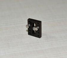 Slider / Spacer for Lenco L75 Headshell Cartridge Exotic Bocote Wood -New-