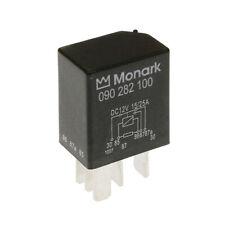 MONARK Micro Relais 12 V / 15 A / 25 A Wechsler mit Widerstand change over relay