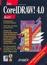 Das Corel DRAW 4.0 Buch - Michael Horsch / mit CD + Diskette