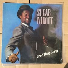 Sugar Minott - Good Thing Going - Canadian Heartbeat HB13 - Vinyl