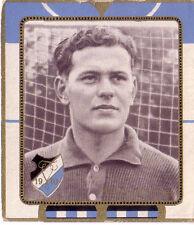 FOOTBALL BILD KÖNIG Fußball 1936/37 † HELMUTH FREI SC VORWÄRTS 1910 BRESLAU
