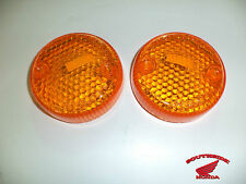 GENUINE HONDA TURN SIGNAL LENS (2)