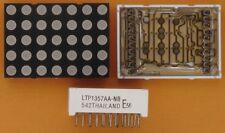 LITEON LTP1357AA-NB  5x7 DOT MATRIX 2 COLOR DISPLAY (10 PCS)