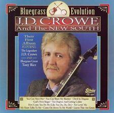 """J.D. CROWE, CD """"BLUEGRASS EVOLUTION""""  NEW SEALED"""