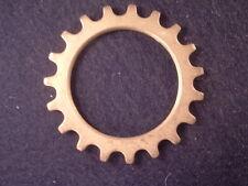 Regina Oro 19T Freewheel Cog NEW / NOS Vintage Threaded- #3 Large Dia.- Eroica