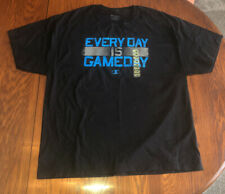 """Mens Champion Graphic T-Shirt Football """"Everyday Is Gameday"""" Size XL"""