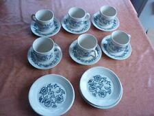 John Tams england 18 piece Cups, Saucers, Side Plates 1970 s ?
