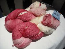 Fleece Artist Saldanha Two Knitting Yarn, 100% Superwash Merino Wool 100g x 800m