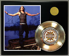 Kid Rock - 24k Gold Record With Autograph Reprint & Photo - Free USA Shipping