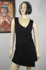 Polyester Dry-clean Only Sleeveless Tunic Tops for Women