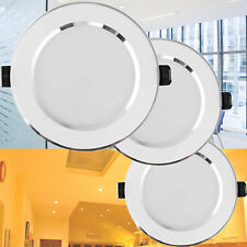 Dimmable LED Panel Downlight Recessed Ceiling Light 3W 5W 7W 9W 12W 15W 18W Lamp