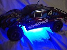Traxxas Slash 2WD / 4x4, VXL / XL-5 V2 LED underglow kit - BLUE