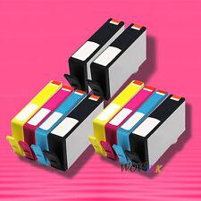 10 Non-OEM New Ink Alternative for HP 564XL Photosmart C6388 D5400 D5445 D5460