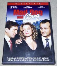 Mad Dog and Glory (DVD *RARE oop