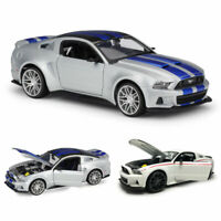 2014 Ford Mustang Street Racer 1:24 Collectable Model Car Diecast Vehicle Gift