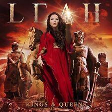 LEAH - KINGS & QUEENS  CD NEW!