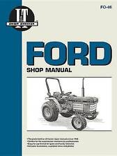 NEW Ford Shop Manual Models 1120 1220 1320 1520+ (Manual Fo-46) by Penton Staff