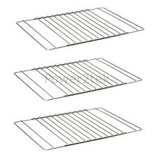 3 x Swift Universal Adjustable Oven/Cooker/Grill Shelf Rack Grid Extendable UK