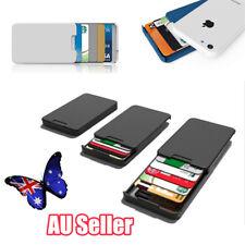 The Ingenious Wallet BLACK with RFID Blocking Card The MINIMALIST &INGENIOUS BO