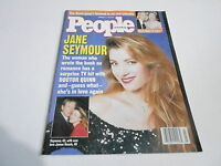 FEB 15 1993 PEOPLE magazine (NO LABEL) UNREAD - JANE SEYMOUR