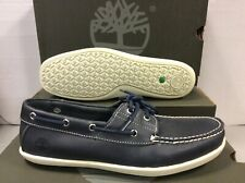 Timberland Odelay Boat 4-Eye Mens Sneakers Shoes A22UZ, Size UK 9 / EUR 43.5