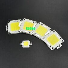 10W 20W 50W 100W Cool / Warm White High Power LED Panel Chip 100 Watt Lamp Light