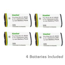 Kastar KLIC-8000 Battery for Kodak Z612 IS, Z712 IS, Z812 IS, Z8612 IS
