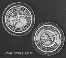 B-52B-008 MOTHERSHIP NASA ARMSTRONG FLIGHT RESEARCH USAF COIN / MEDALLION