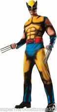Wolverine Classic Muscle Adult Costume Marvel Comics X-Large Brand New Rubie's