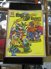 DC HEROES WORLD IN THE BALANCE RPG FACTORY SEALD MAYFAIR GAMES