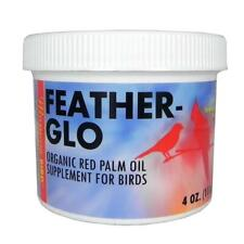 New listing Morning Bird Feather Glo With Red Palm Oil 4 Oz Supplement. Free Ship To The Usa