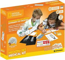 National Geographic Experiment Set Medical Kit