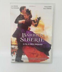 Le Barbier de Siberie DVD : French Russian Version Foreign Film NIKITA MIKHALKOV