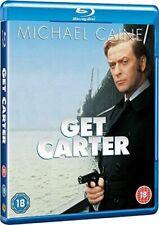Get Carter Blu-ray 1971 Region DVD 5051892167093