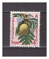 s20412) FRENCH POLYNESIE MNH** 1958 Definitive, fruit 1v