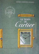 Le temps de Cartier, Limitierte Auflage, Seriennr. 3136, geb., neuwertig