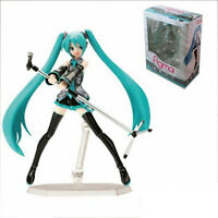Anime VOCALOID Action Figure Hatsune Miku Figma Figurine Toys Collection Gift