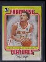 2020-21 DONRUSS FRANCHISE FEATURES TRAE YOUNG