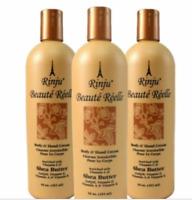 Rinju Beaute Reelle Body & Hand Cream 16oz - 3 Bottles