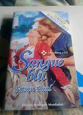 SUSAN PAUL -SANGUE BLU- I GRANDI ROMANZI STORICI N°84 HARLEQUIN MONDADORI 1996