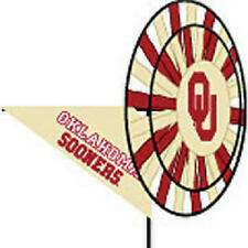 University of Oklahoma Sooners Staked Wind Spinner..6.... NT 00011